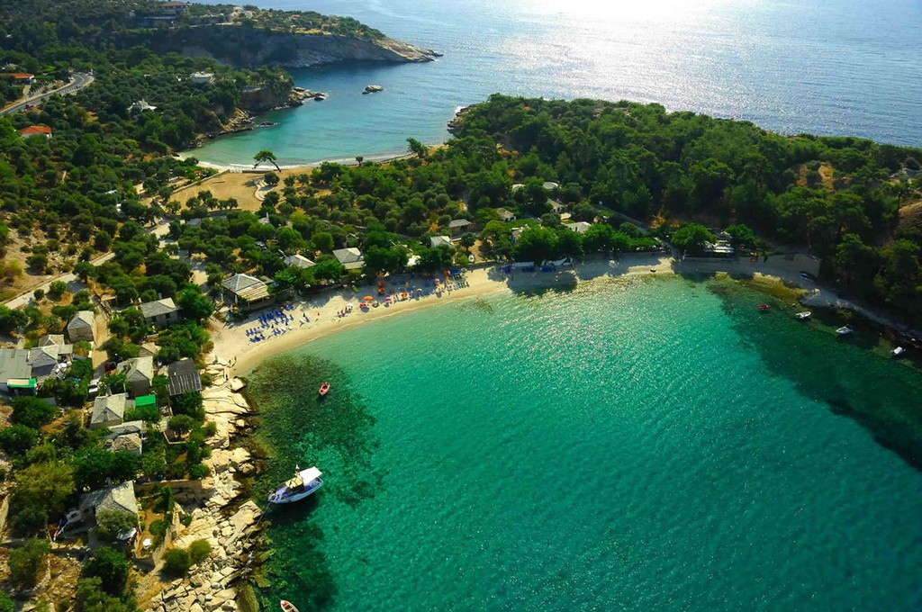The most important places on Thasos 4