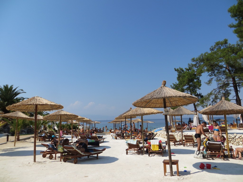 The most important places on Thasos 6
