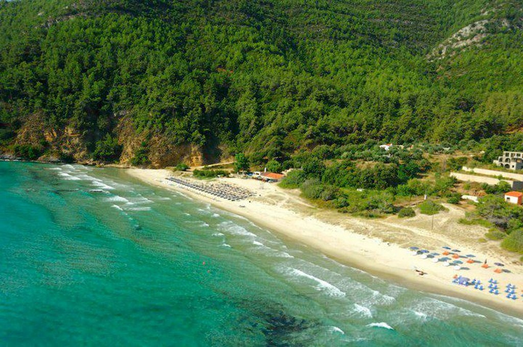 The most important places on Thasos 8