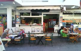 snack bar el greco potos thassos greece 3