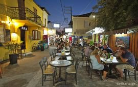 limenaria thassos by night 5