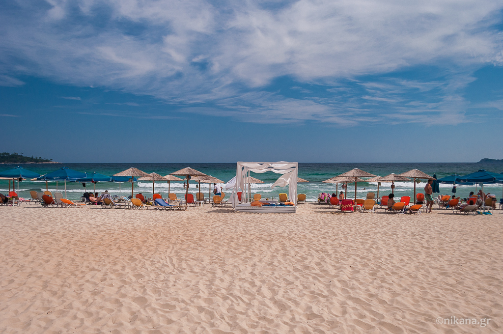 golden beach gulf ideal for vacation with children thassos  (15)