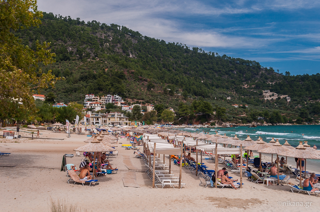 golden beach gulf ideal for vacation with children thassos  (16)