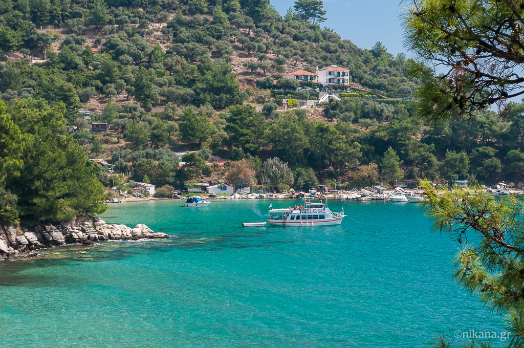 golden beach gulf ideal for vacation with children thassos  (19)