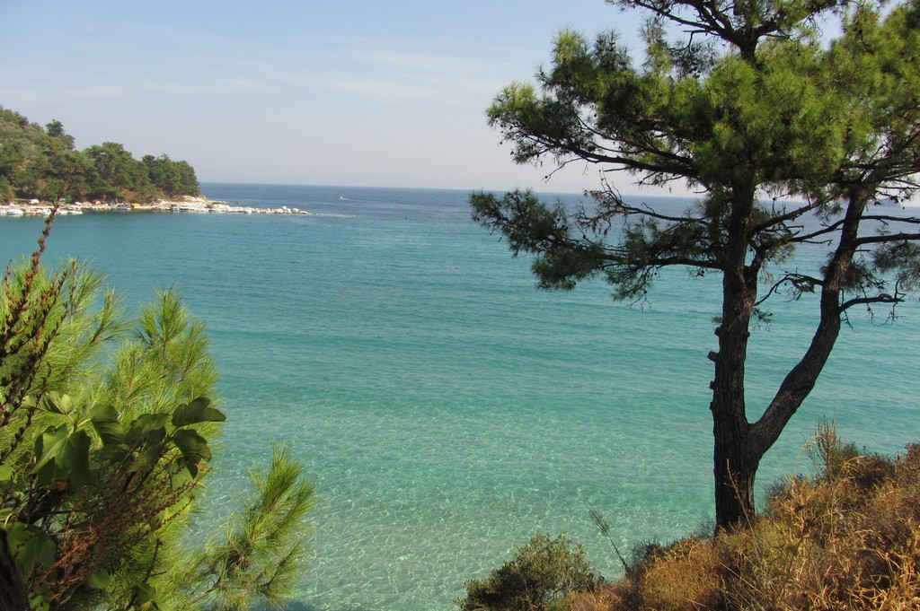 golden beach gulf ideal for vacation with children thassos  (2)