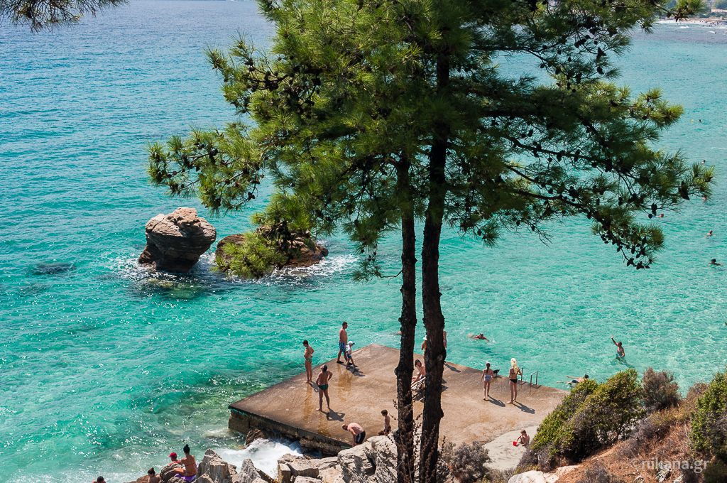 golden beach gulf ideal for vacation with children thassos  (20)