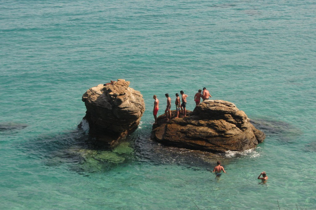 golden beach gulf ideal for vacation with children thassos  (3)
