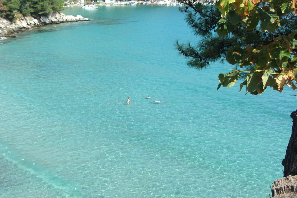 golden beach gulf ideal for vacation with children thassos  (4)