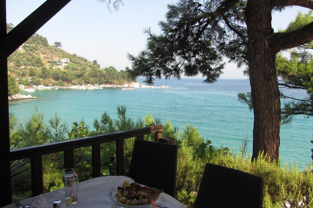 golden beach gulf ideal for vacation with children thassos  (8)