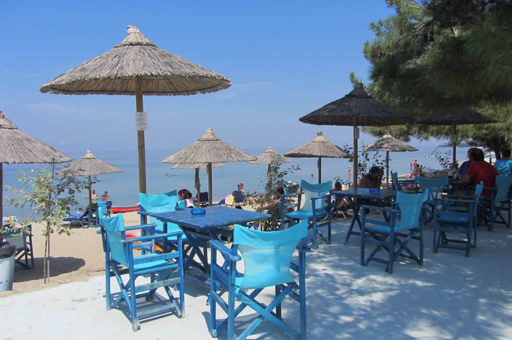 Why choose west coast of Thassos? 11