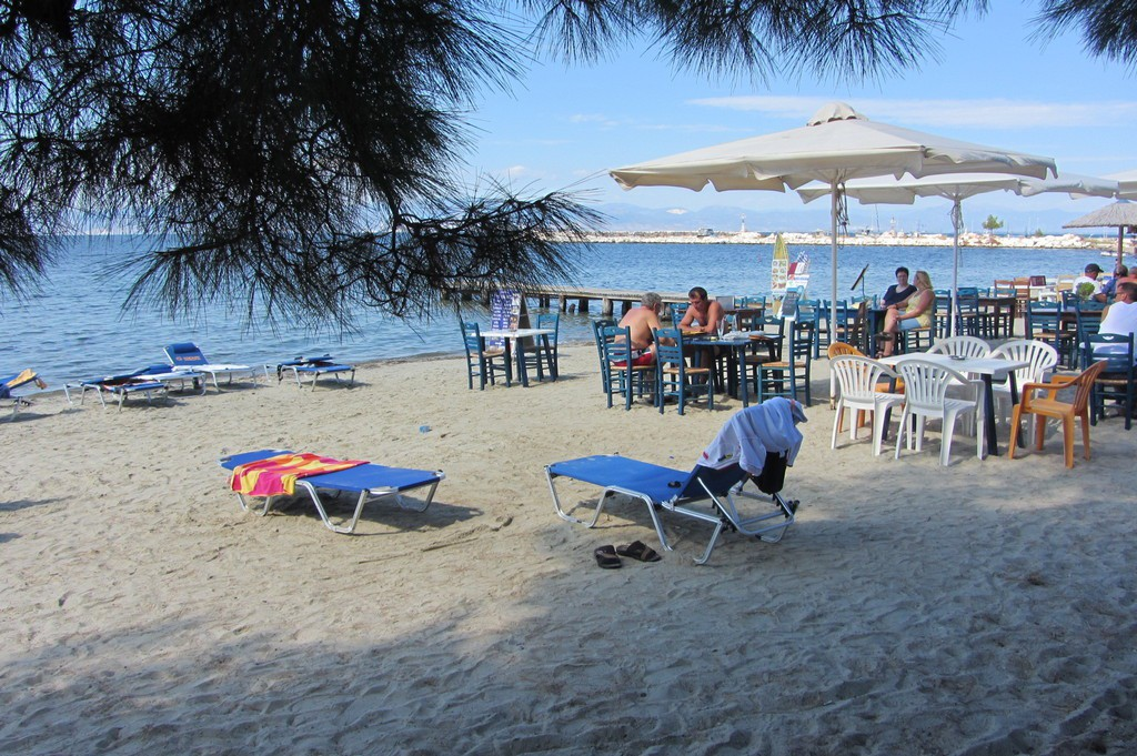 Why choose west coast of Thassos? 13