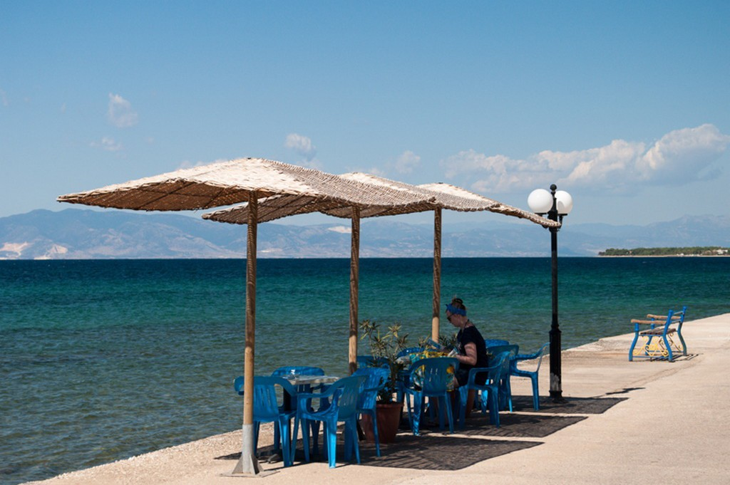 Why choose west coast of Thassos? 14