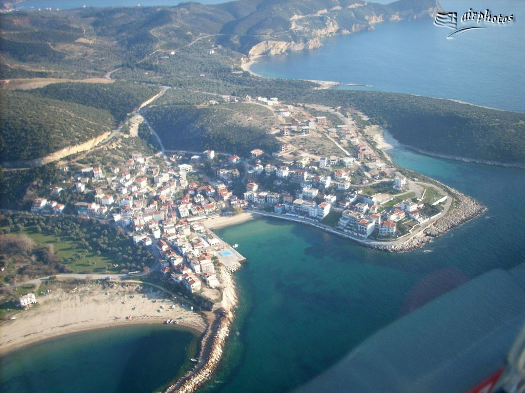 Why choose west coast of Thassos? 7
