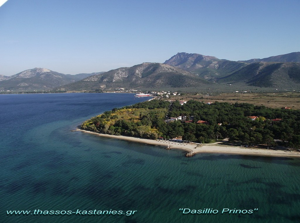 Why choose west coast of Thassos? 9