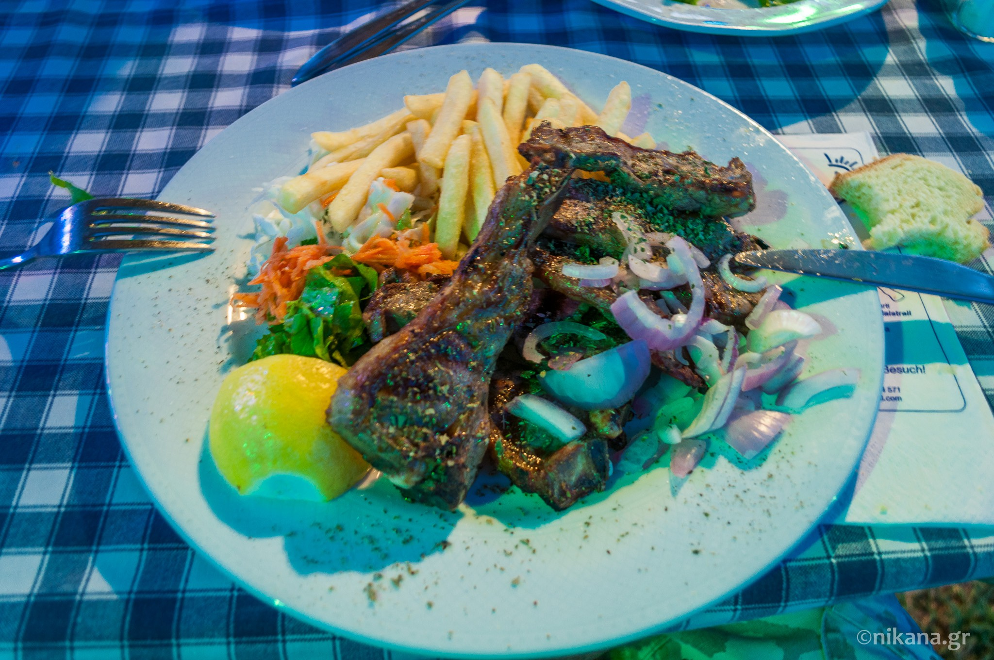 the best restaurants and dishes on sithonia  (22)