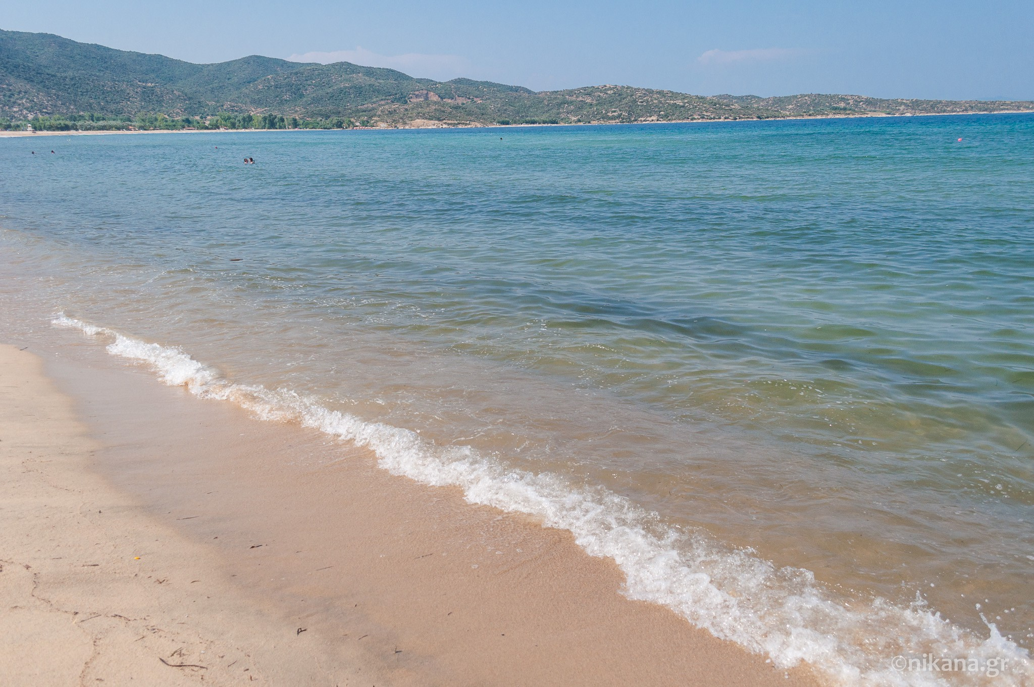 sykia beach sithonia 3