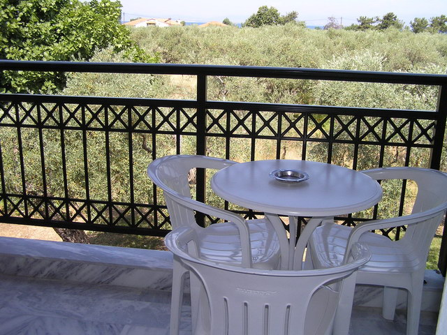 hotel coral skala rachoni 32 2plus1 bed room sea view