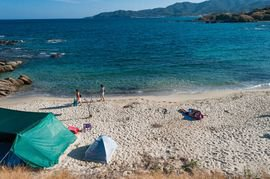 achlada beach sithonia  10