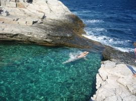 Giola Natural Swimming Pool 1