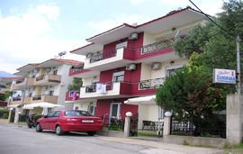 panorama villa golden beach thassos second building 4 bed apartment 2