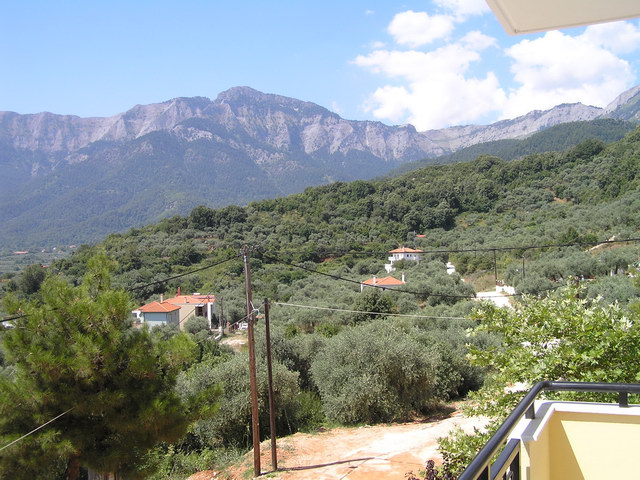 panorama villa golden beach thassos 4 bed studio 1