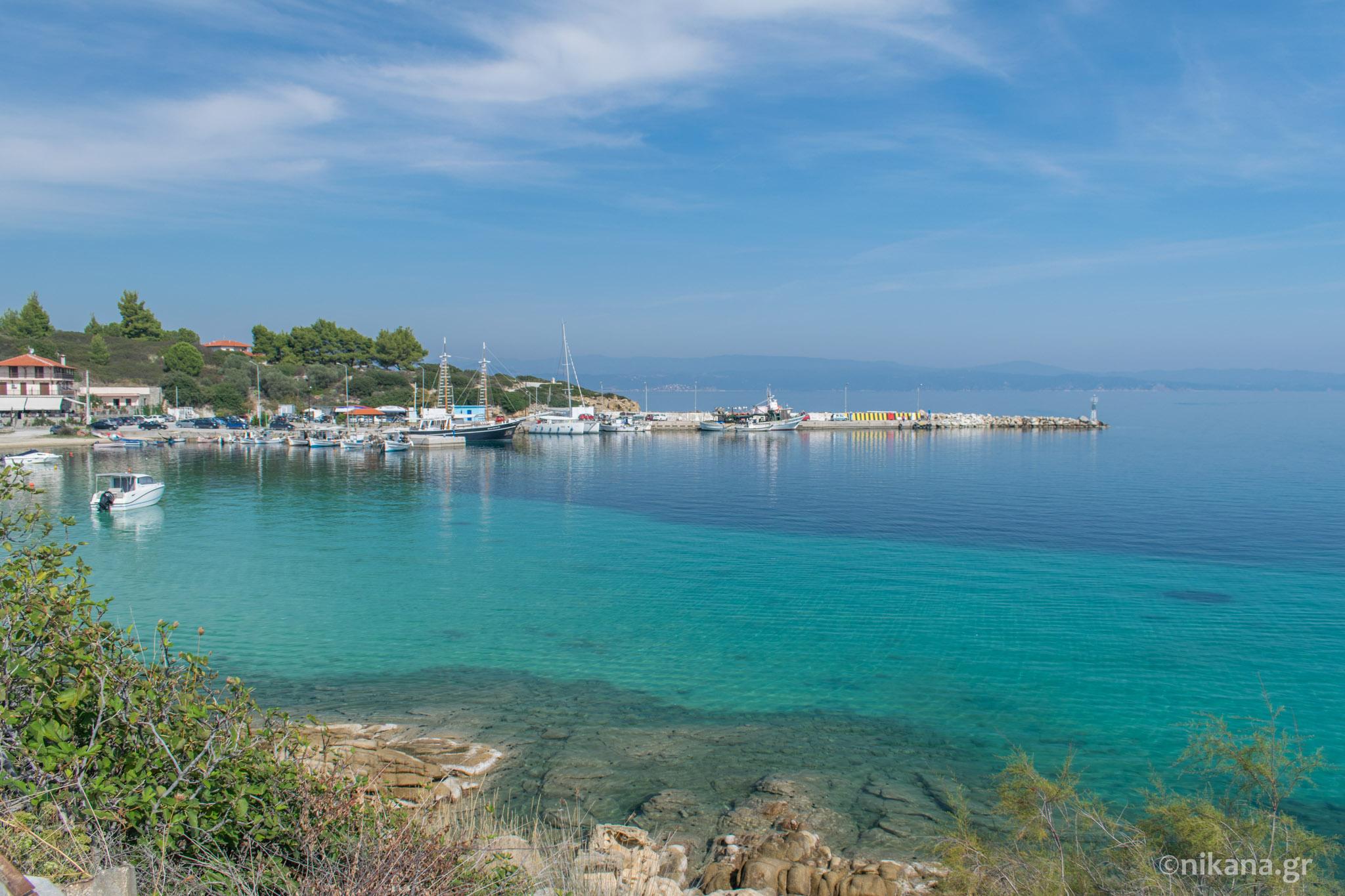 Ormos Panagias - Sithonia tourist guide - Nikana.gr