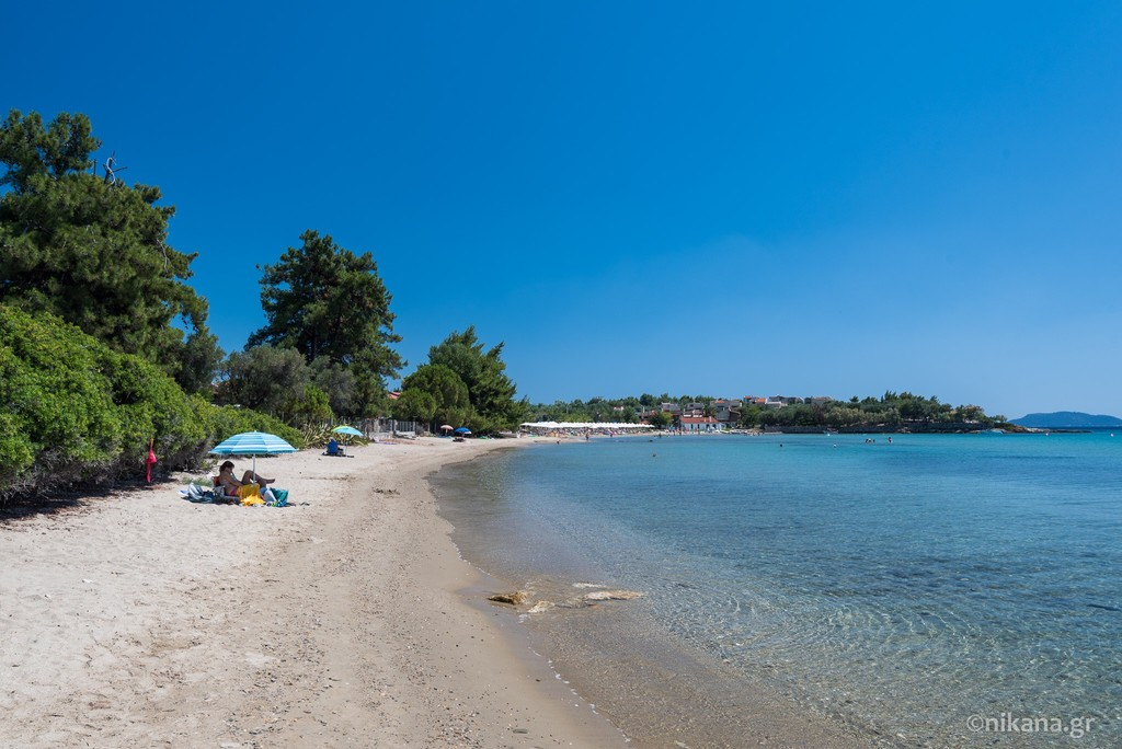 elia beach sithonia 1