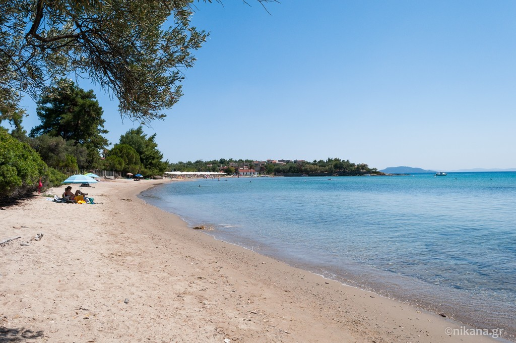 elia beach sithonia 2