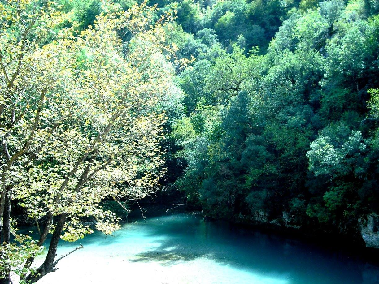 river voidomatis vikos gorge zagorohoria greece 3