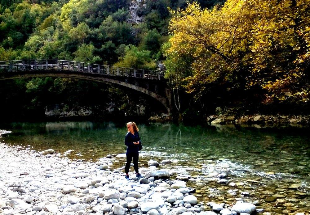 river voidomatis vikos gorge zagorohoria greece 4