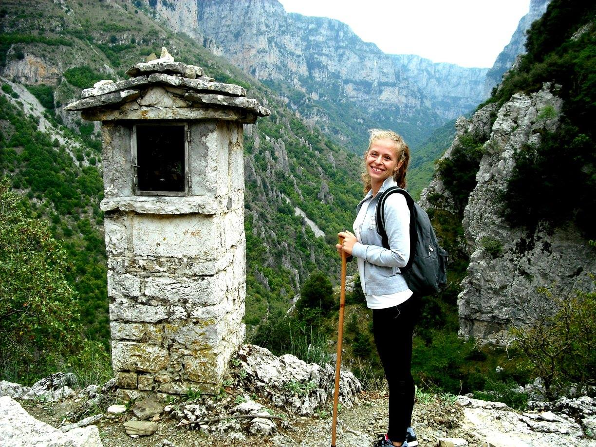 vikos gorge zagorohoria greece 2