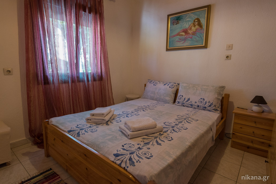 ai yannis house sykia sithonia 4 bed duplex apartment ground floor 4