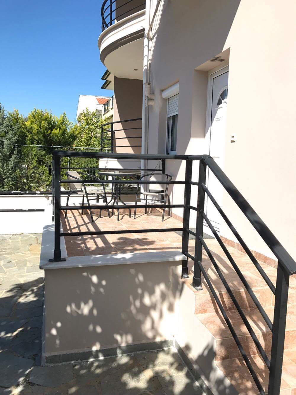chris apartments limenas thassos 4 bed studio attic  (1)