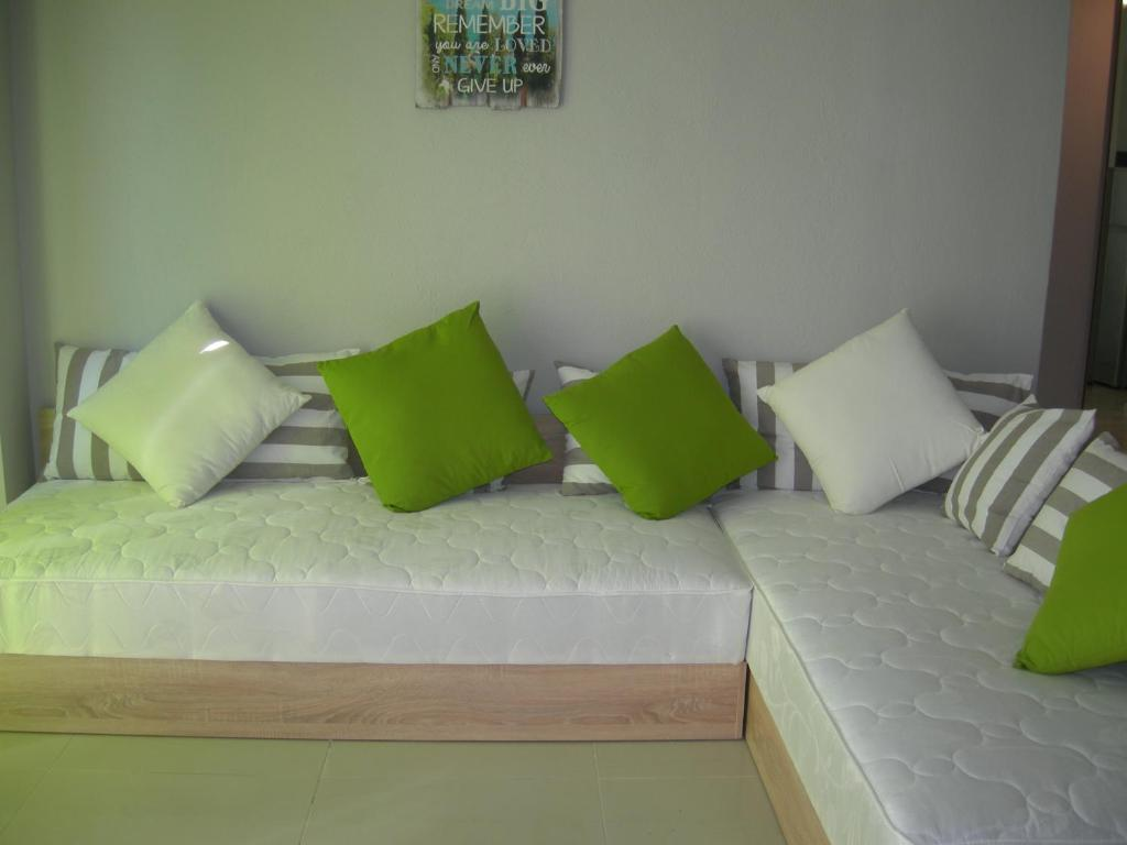 sweet home palio kavala 4+1 bed apartment green  (7)