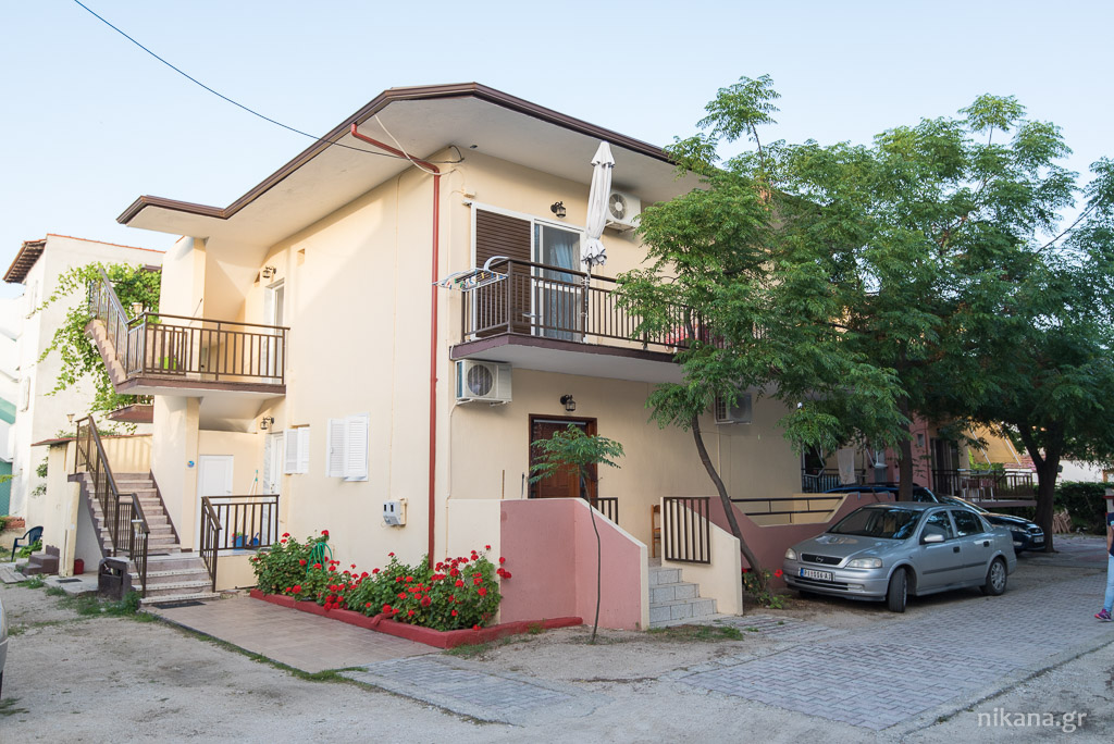 afroditi apartments toroni sithonia 2