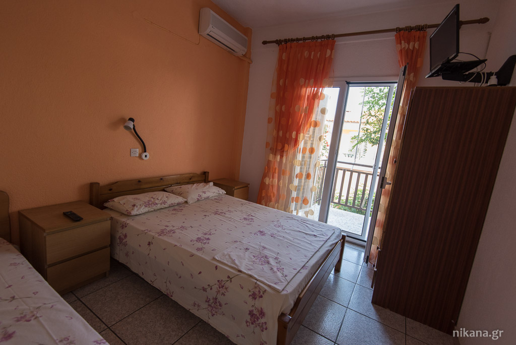 afroditi apartments toroni sithonia 4 bed studio 9