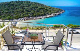 irene rooms skala maries thassos 3 bed studio 2nd floor anemos  (9)
