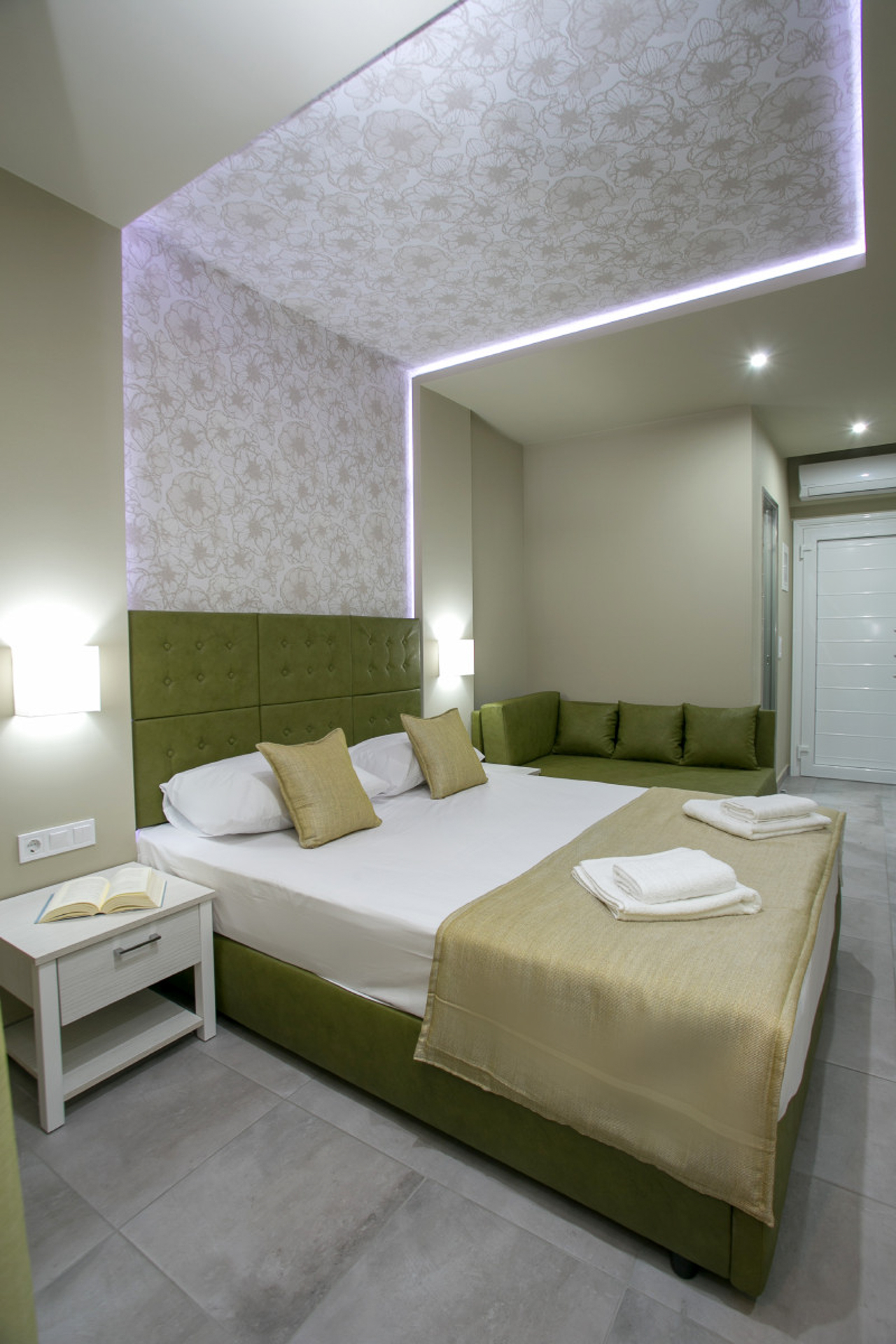 emerald room 7la feyra luxury rooms limenaria thassos emerald room 3
