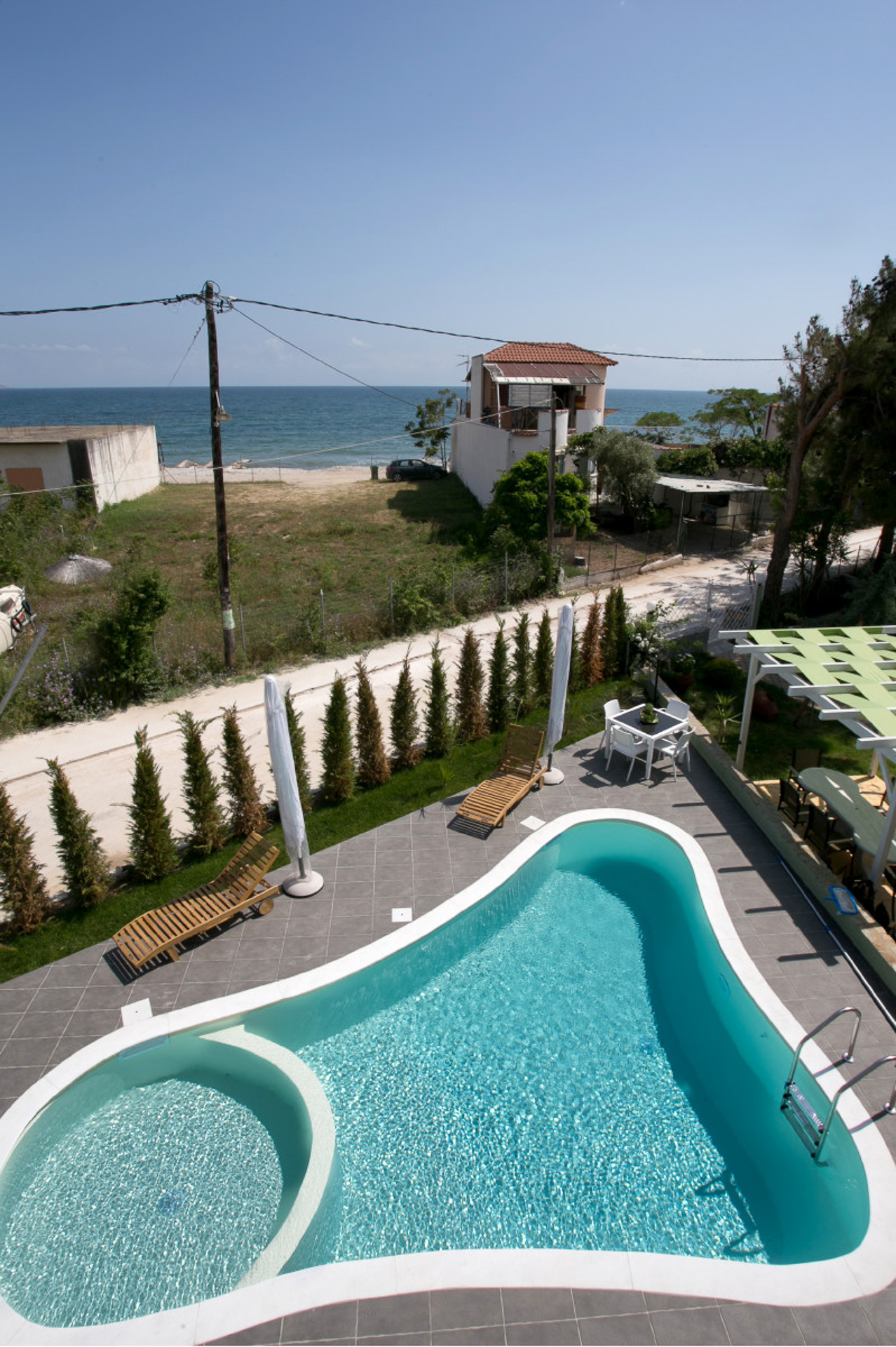 la feyra luxury rooms limenaria thassos 19