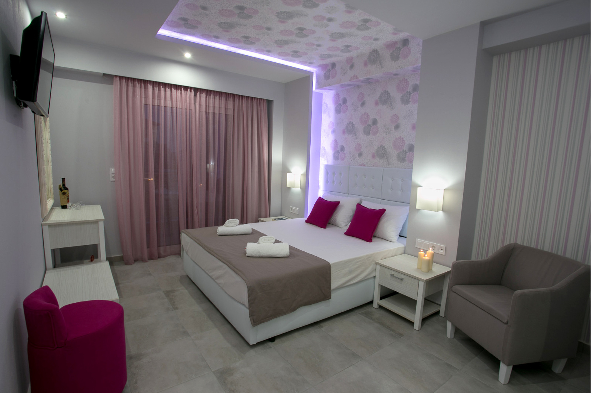 la feyra luxury rooms limenaria thassos amethyst room 2
