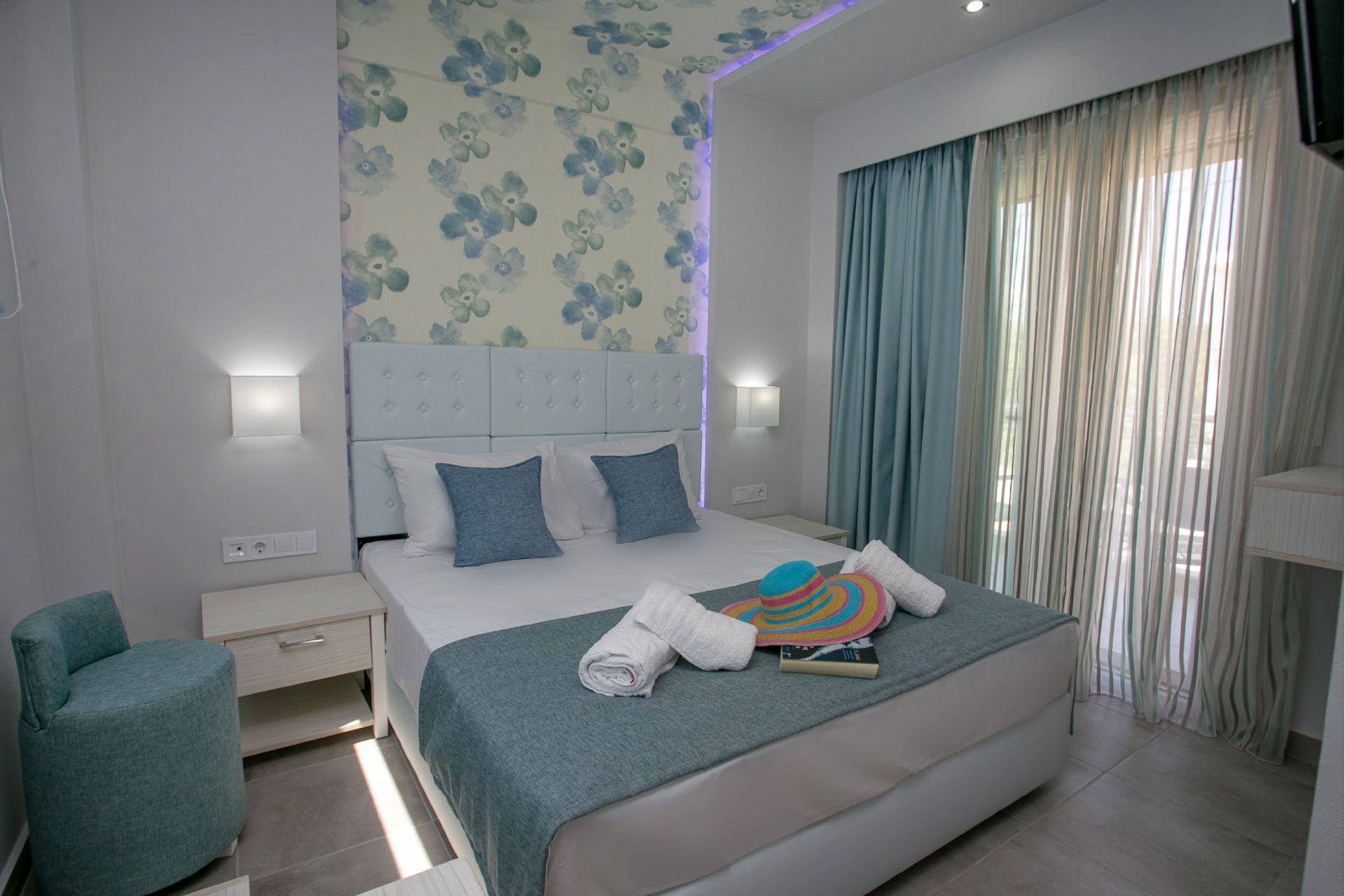 la feyra luxury rooms limenaria thassos aquamarine room 1