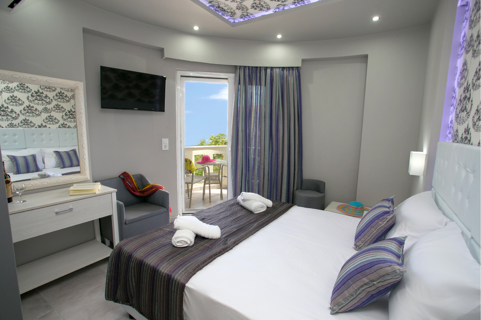la feyra luxury rooms limenaria thassos diamond room 2
