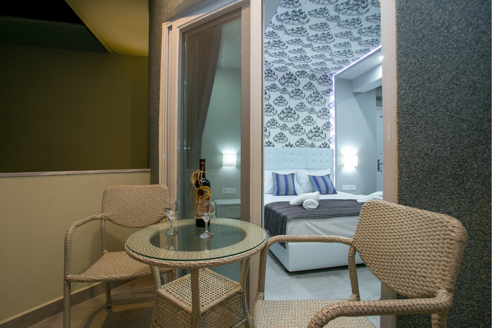 la feyra luxury rooms limenaria thassos diamond room 3