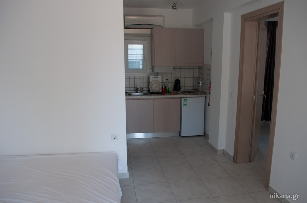 galini apartments 4 bed apartment ground floor astris thassos  (4)
