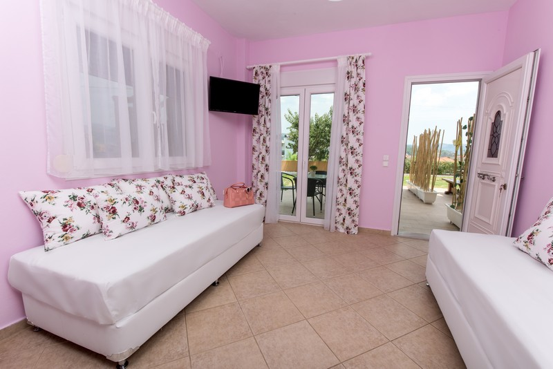 angels view luxury family apartments limenaria apartment pink angel 3