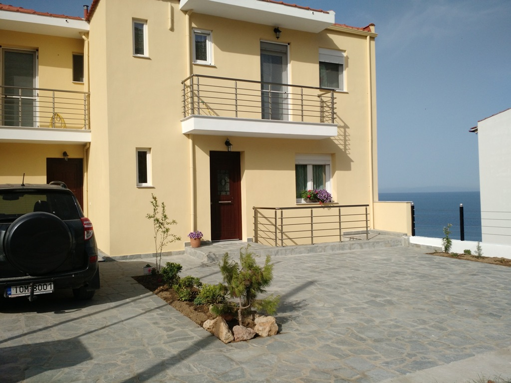 above the sea apartments skala maries thassos 1