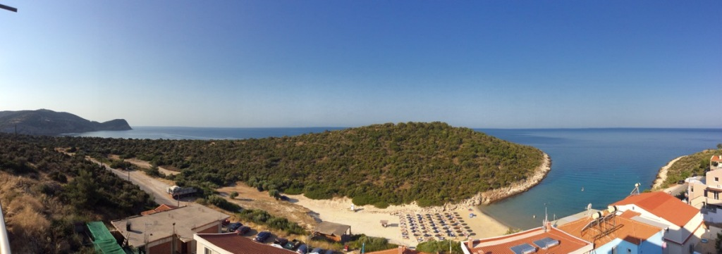 above the sea apartments skala maries thassos 4