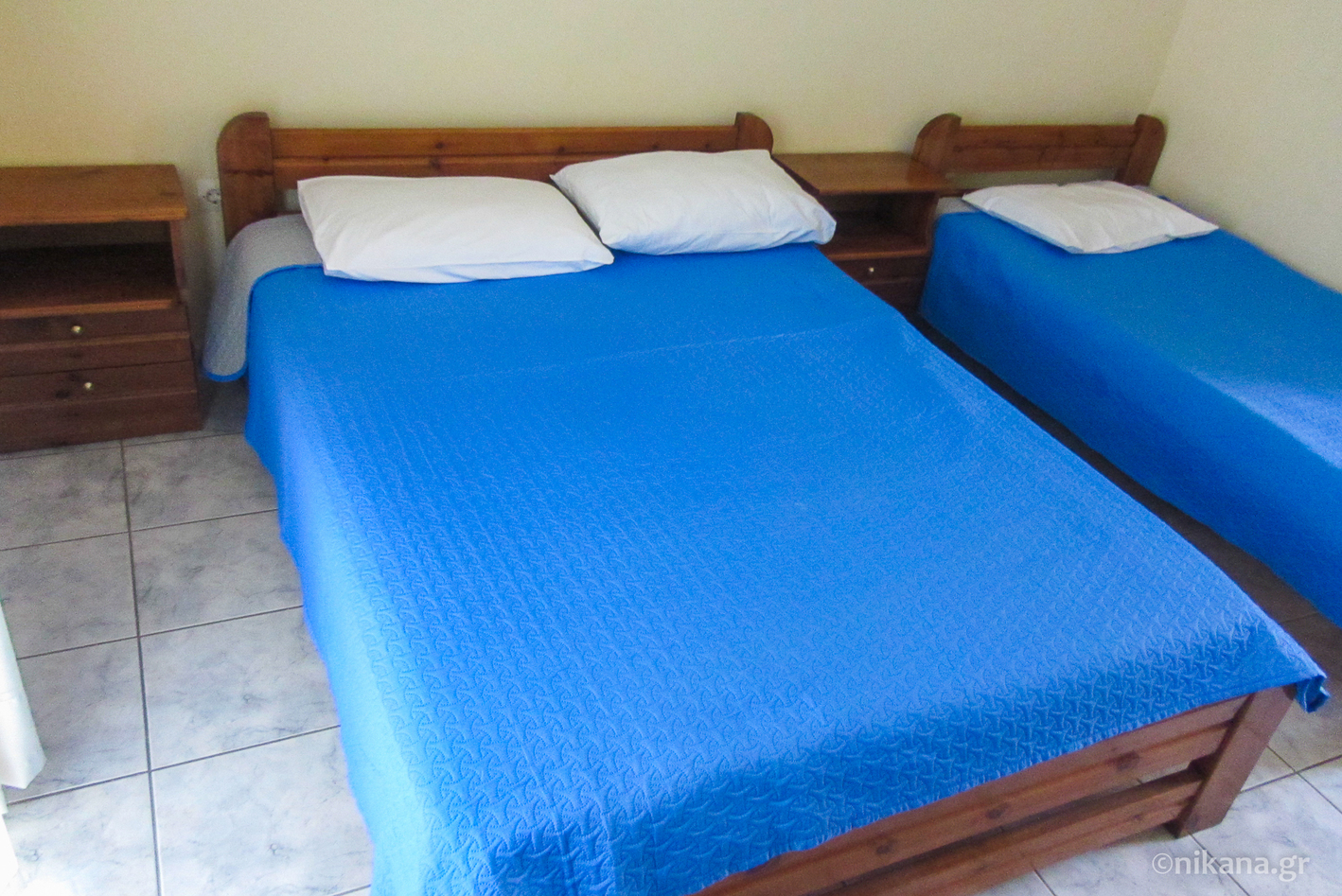daniel beach studios 3 bed studio first floor nikiana lefkada 10