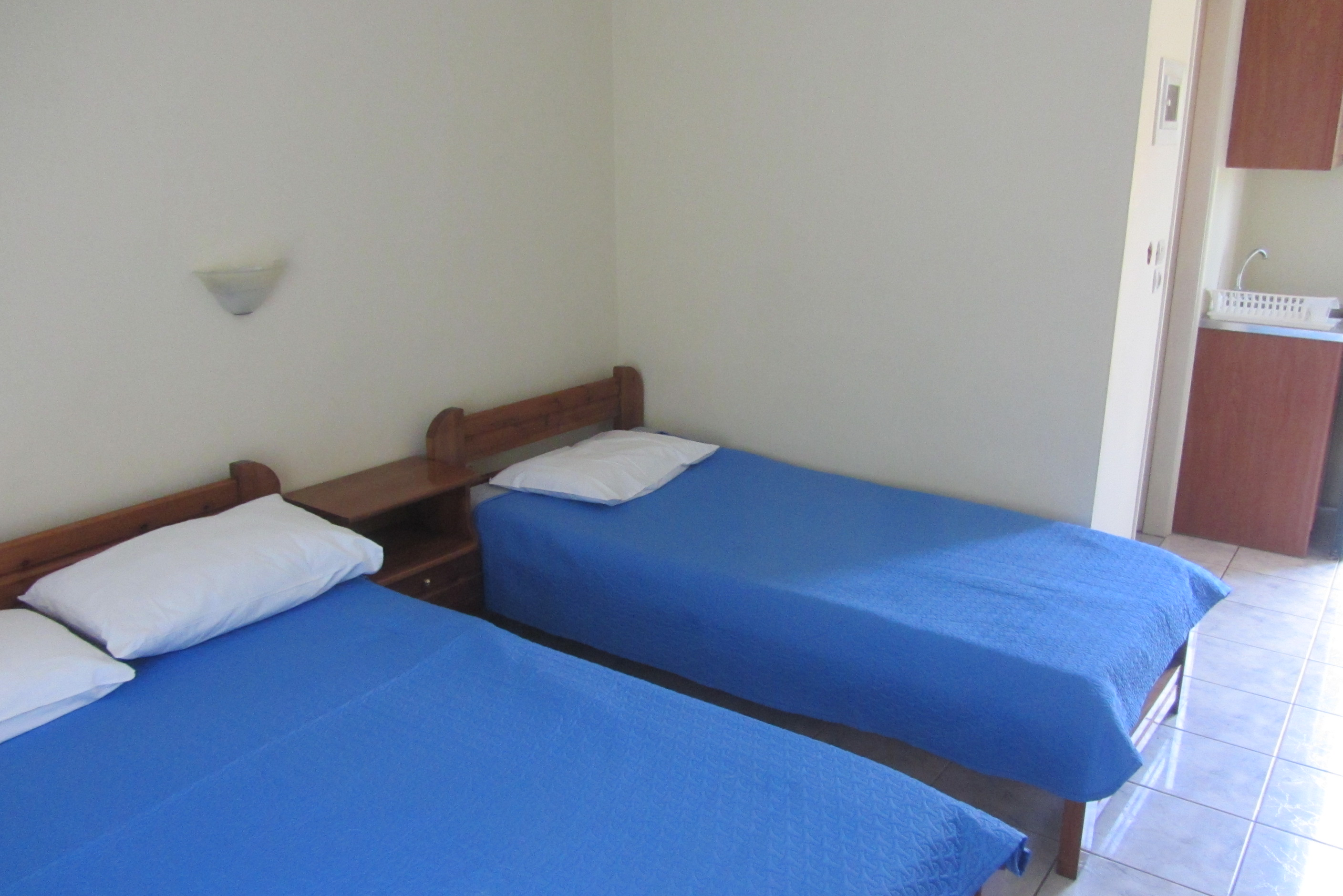 daniel beach studios 3 bed studio first floor nikiana lefkada 11