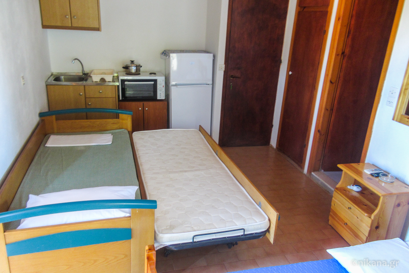 daniel beach studios 3+1 bed studio first floor nikiana lefkada 7
